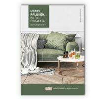 """Katalog """"Die ganze Welt der Möbelpflege"""""""