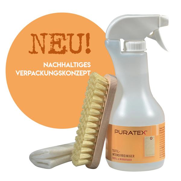 PURATEX Textil Intensiv Reinigungs Set