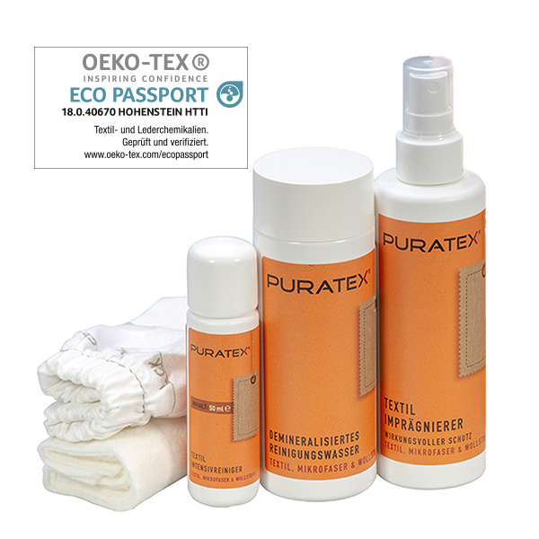 PURATEX Textil-Pflegeset - Servicegarantie Erstset Ludwig
