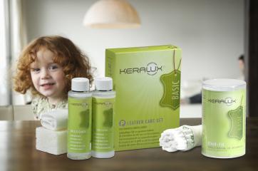 KERALUX® Pflege-Set P - Servicegarantie Erstset Arcolife