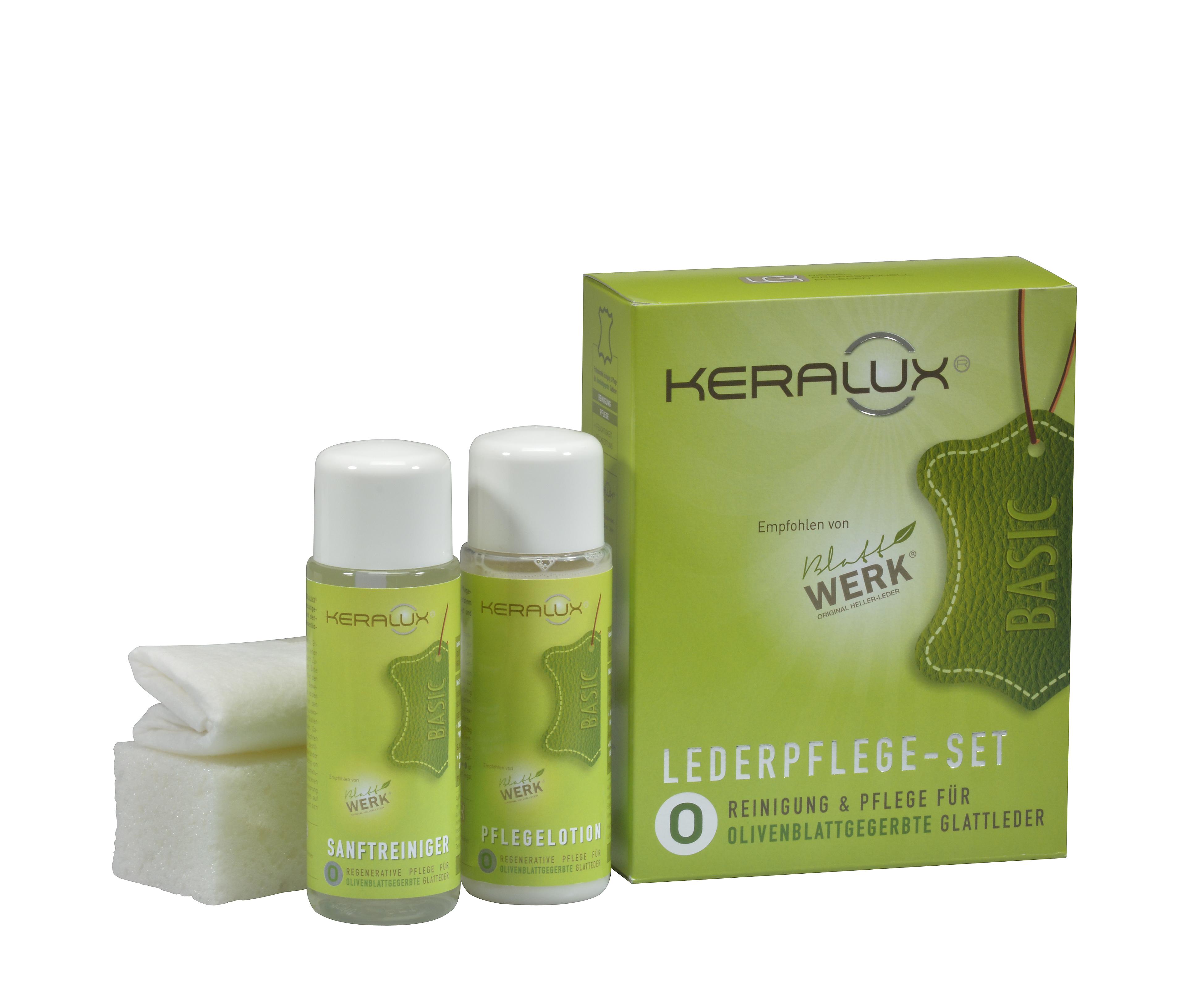 KERALUX® Lederpflege-Set O