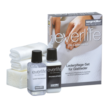 Everlife Lederpflege-Set