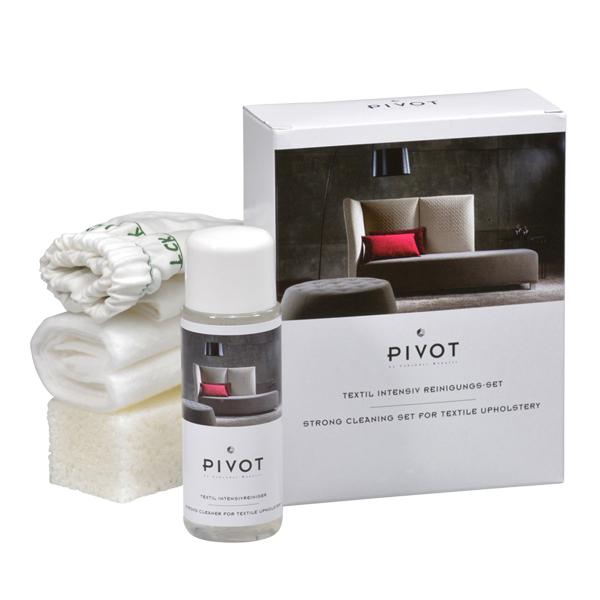 PIVOT Textil Intensiv Reinigungs-Set Servicegarantie Erstset