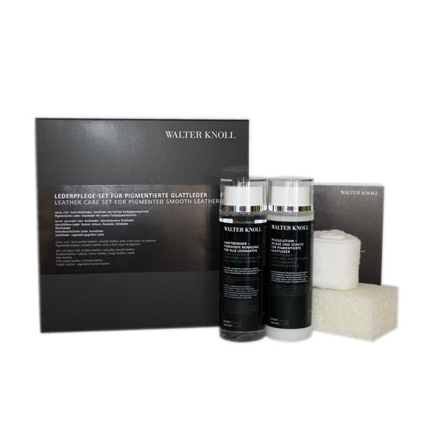 Walter Knoll Lederpflege-Set für pigmentierte Leder