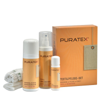 PURATEX® Care Set for textile upholstery
