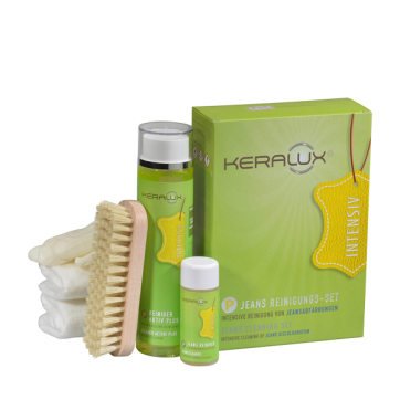 KERALUX Jeans Cleaning Set