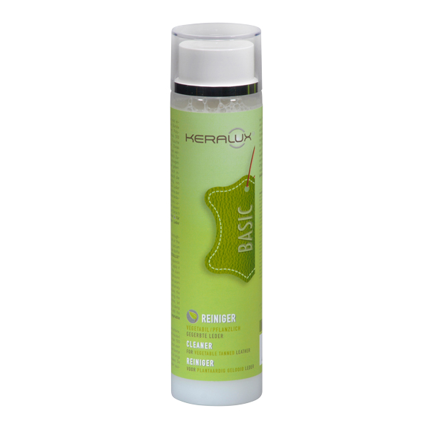 KERALUX® Cleaner for vegetable tanned leather