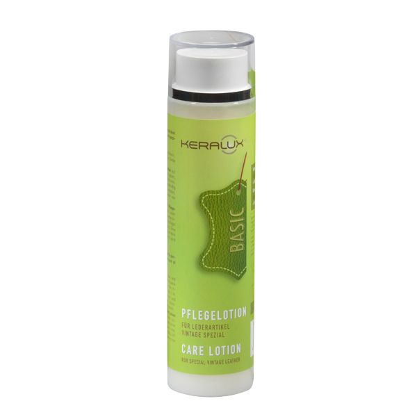 KERALUX Care Lotion for special vintage leather frog 8677