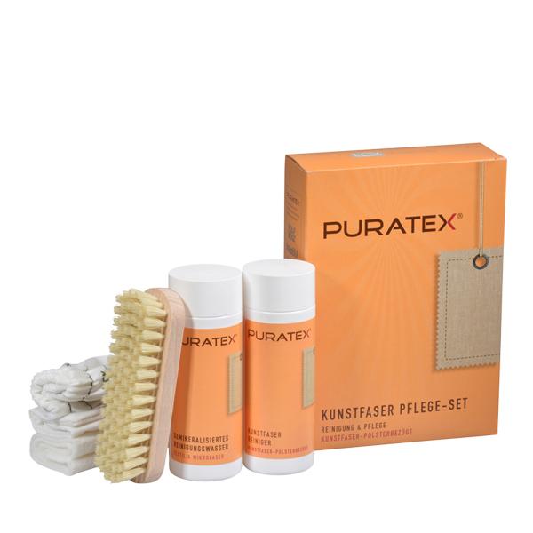 PURATEX® Kunstfaser Pflege-Set longlife fabric Servicegarantie Erstset