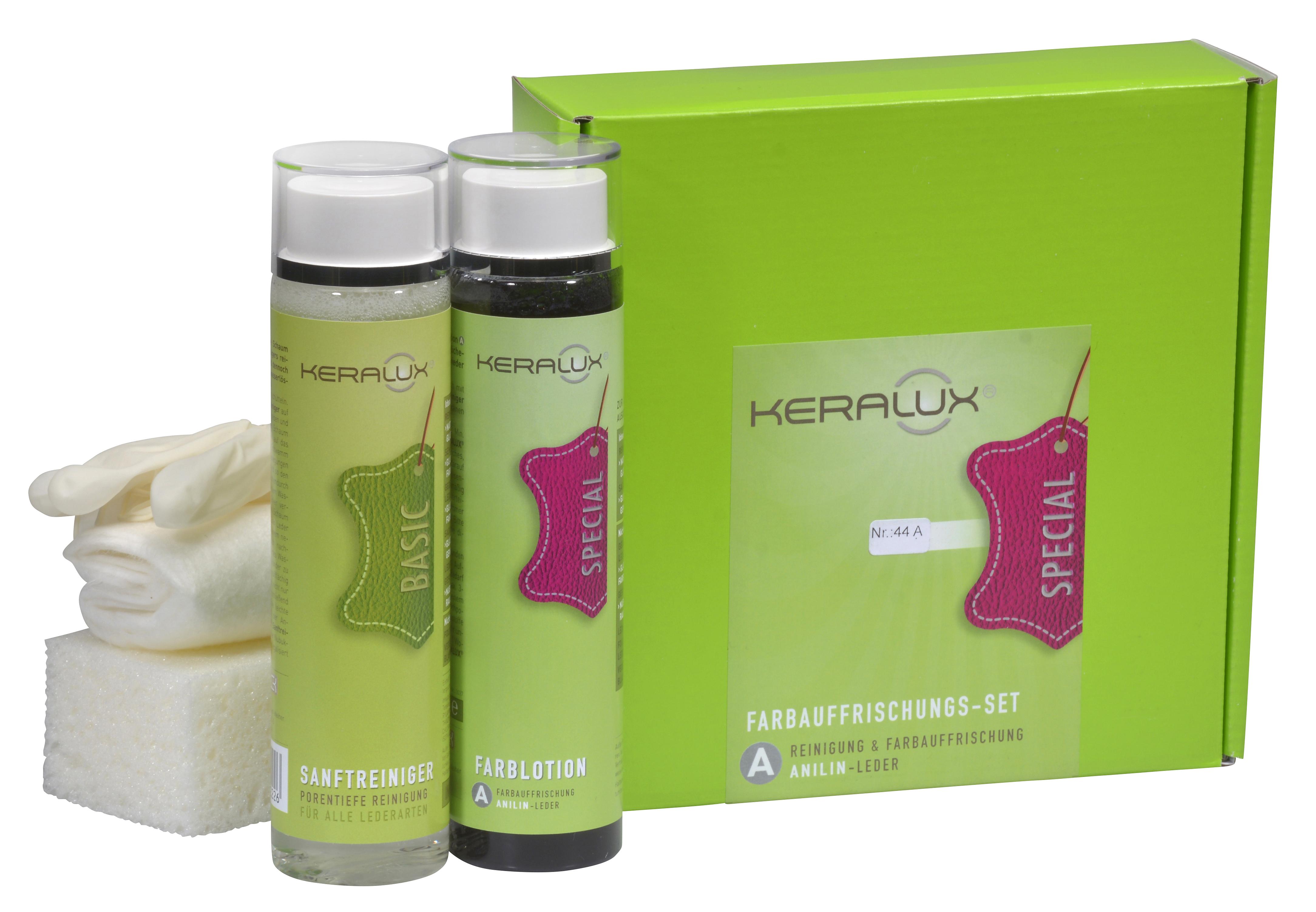 KERALUX® Farbauffrischungs-Set A nach Original-Muster