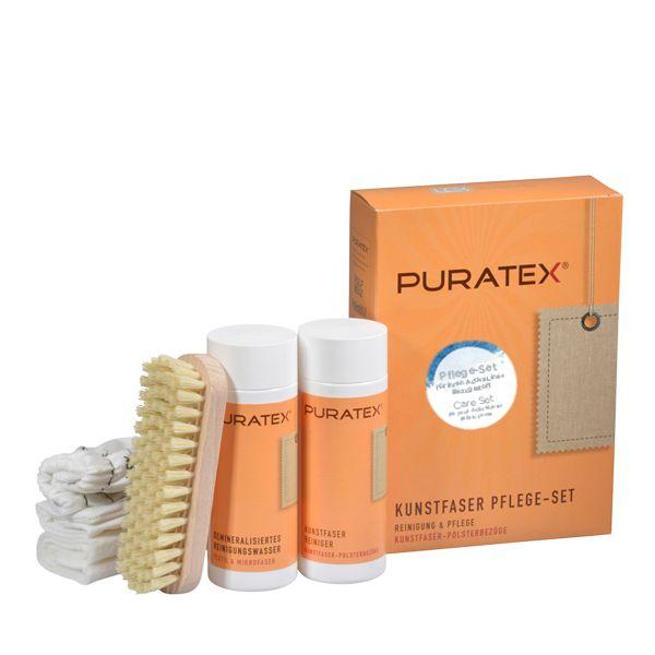 PURATEX® Kunstfaser Pflege-Set ActiveLine Plus Service Warranty Starter Set