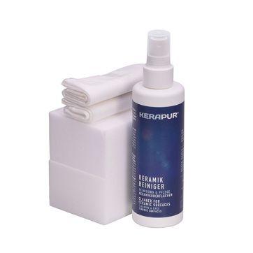 KERAPUR Pflege-Set für Keramikoberflächen