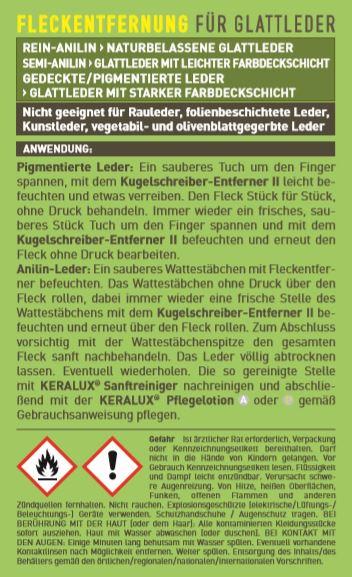 KERALUX® Kugelschreiber-Entferner II 2