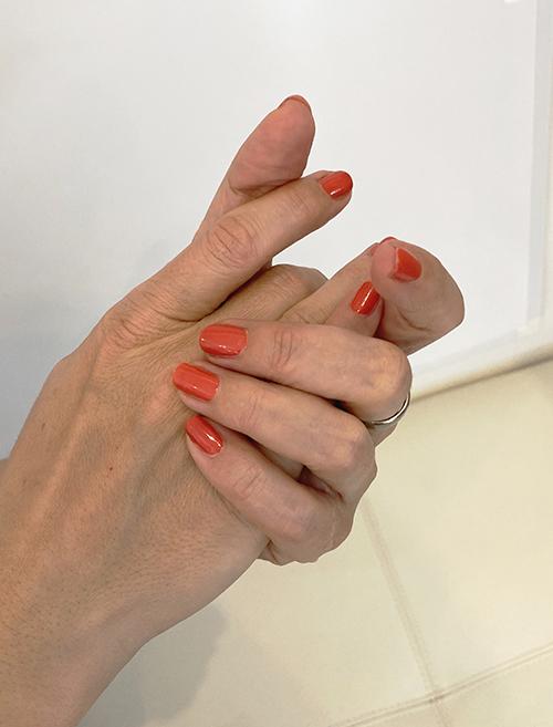 Handdesinfektion Anwendung