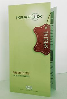KERALUX® Farbkarte 2