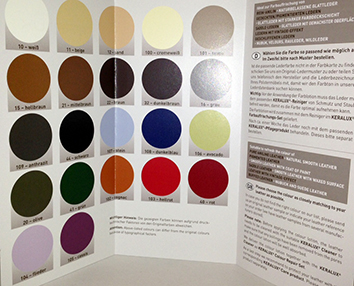 KERALUX® Colour Card 3
