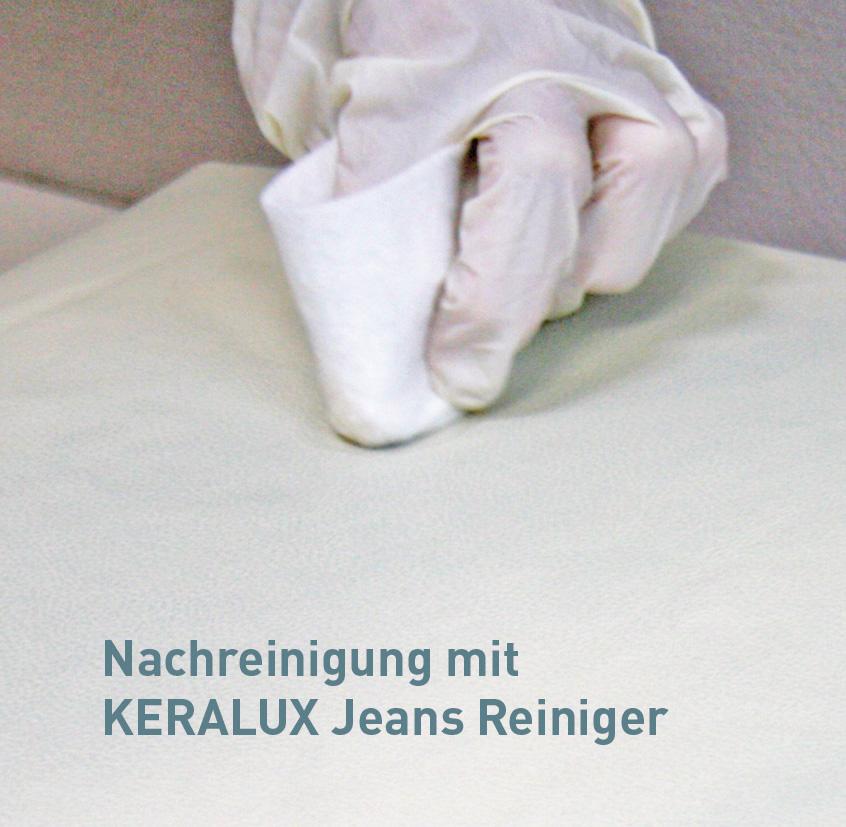 KERALUX® Jeans Reinigungs-Set 5