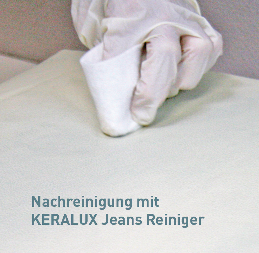 KERALUX Jeans Cleaning Set 5